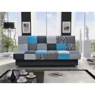 Zafira kanapé - kék