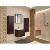 Póla  fürdőszoba bútor - wenge
