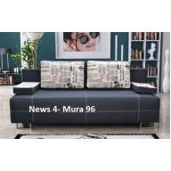 Liza kinyitható kanapé