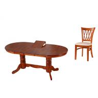 Nikodem étkezőgarnitúra nyitható asztal + 4 szék