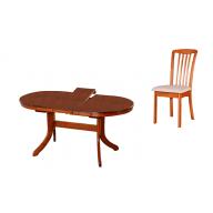 Bristol étkező garnitúra nyitható asztal + 4 szék