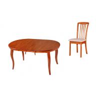 Sofi étkező garnitúra kinyitható asztal + 4 szék