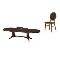 Amina étkezőgarnitúra nyitható asztal + 4 szék