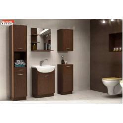 Nancy fürdőszoba bútor - wenge/wenge