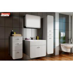 Rondo fürdőszoba szett - fehér