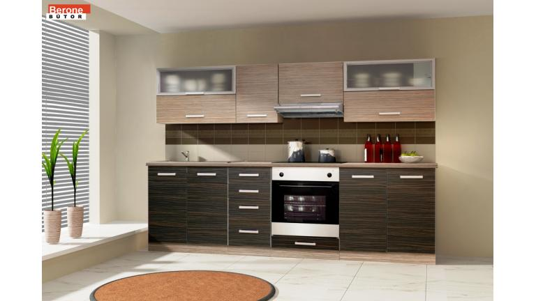 LIMED - modern, bővíthető, elemes konyhabútor