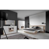 Morena A - komplett modern hálószoba bútor