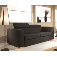 LOFT kanapé - állítható fejtámlás