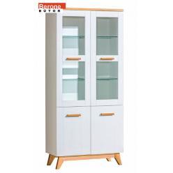 SONJE SJ3 - vitrines szekrény