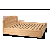 Anikó ágyneműtartós ágy-90x200