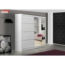 Simona 180 tolóajtós szekrény