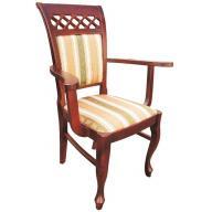 MO-113 karfás szék