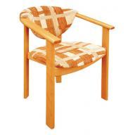 MO-77 alacsony támlájú szék