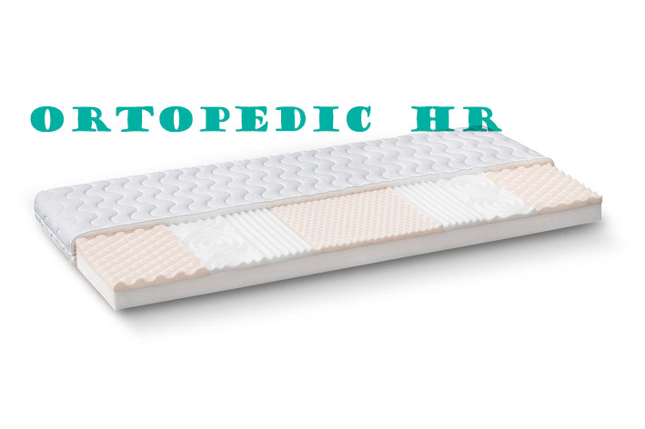 Ortopedic HR 7 ortopéd zónás matrac