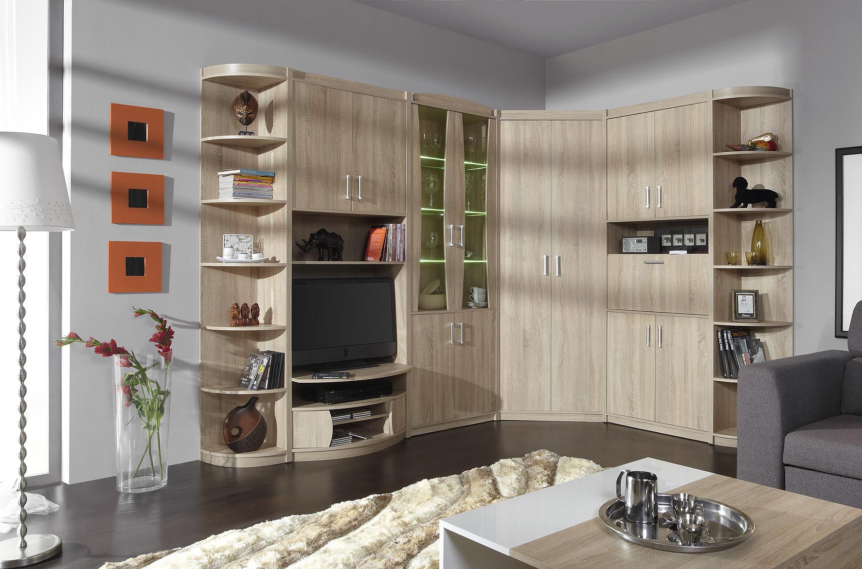 Mega szekrény, nappali szekrény